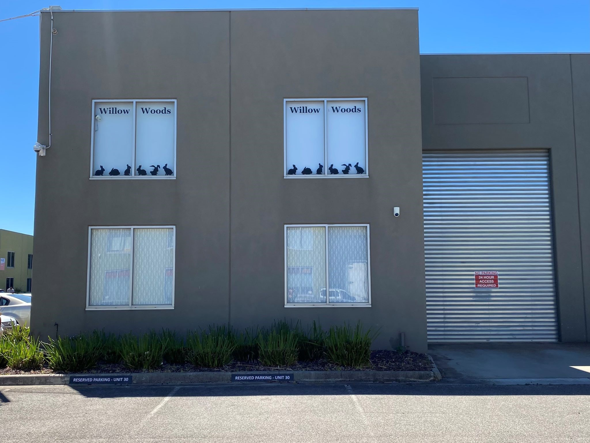 Our bunny boarding facility in Hoppers Crossing, near Melbourne
